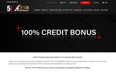 Credit Bonus