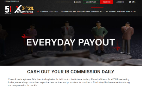 Every Day Payout