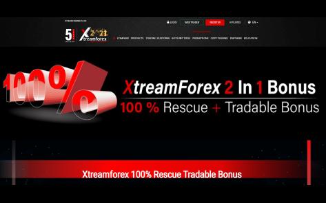 Xtreamforex Bonus