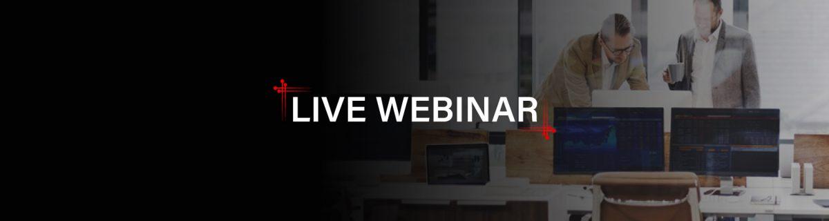 Trading Live Webinar