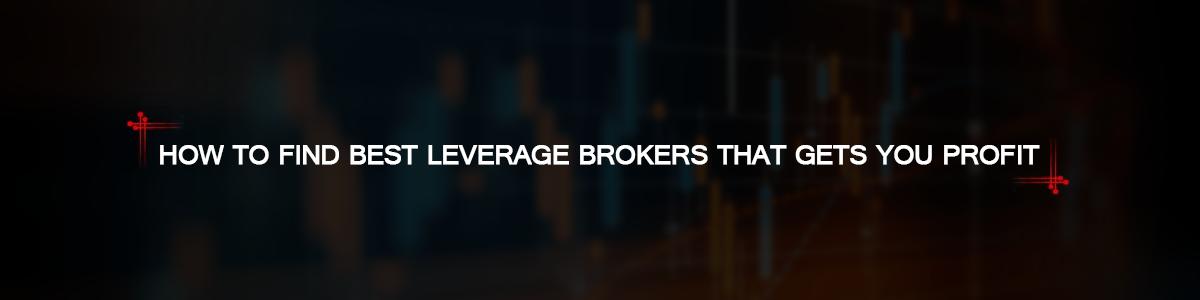 Best Leverage brokers
